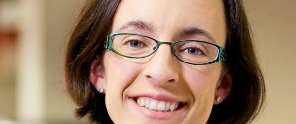 Chemist Jennifer Laaser