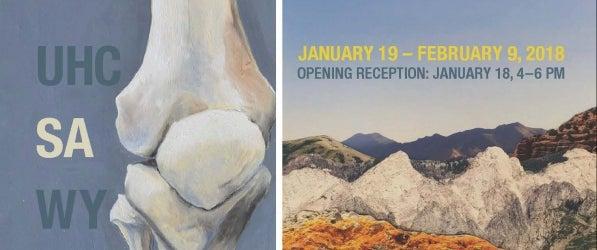 studio arts summer 2017 creative research exhibition, Jan 19 - Feb 9